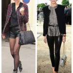 Leather Chic: Trendy Prints & Edgy Accessories