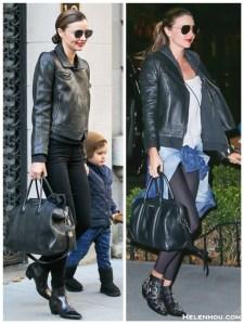 Leather Jacket, Four Ways