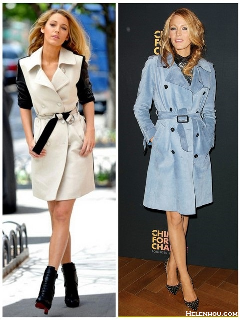 Trench coat outfit 2014