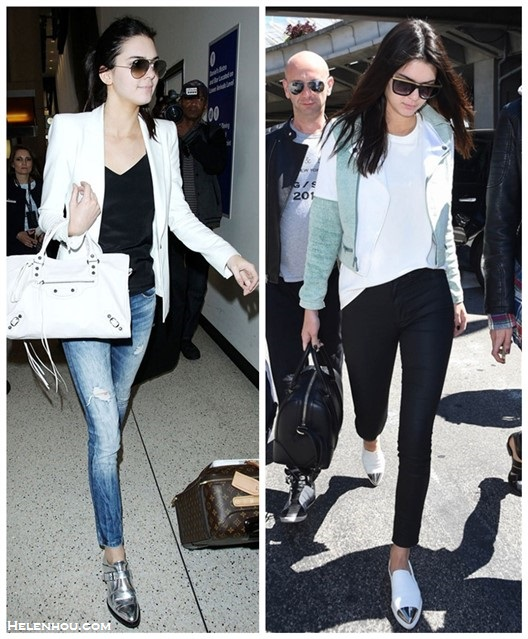 Models off Duty 2014; Celebrity Airport Style;