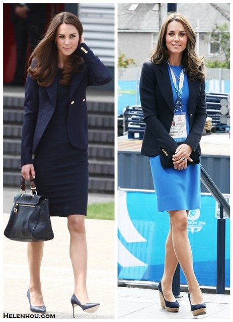 Kate Middleton style 2014; office outfit ideas; wardrobe essentials,