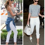 White Pants, Two Ways
