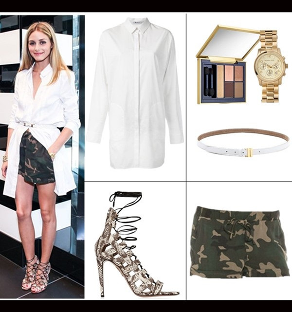 A New Way To Style Your Shirtdress Helen S Life Amp Style