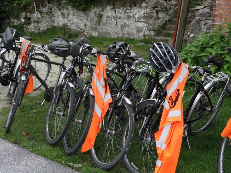 Cycling the Great Western Greenway, Republic of Ireland Ireland's Wild Atlantic Way