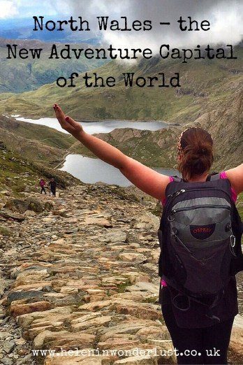 North Wales Adventure Capital of the World
