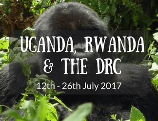 Uganda, Rwanda & the DRC Small Group Adventure Tour