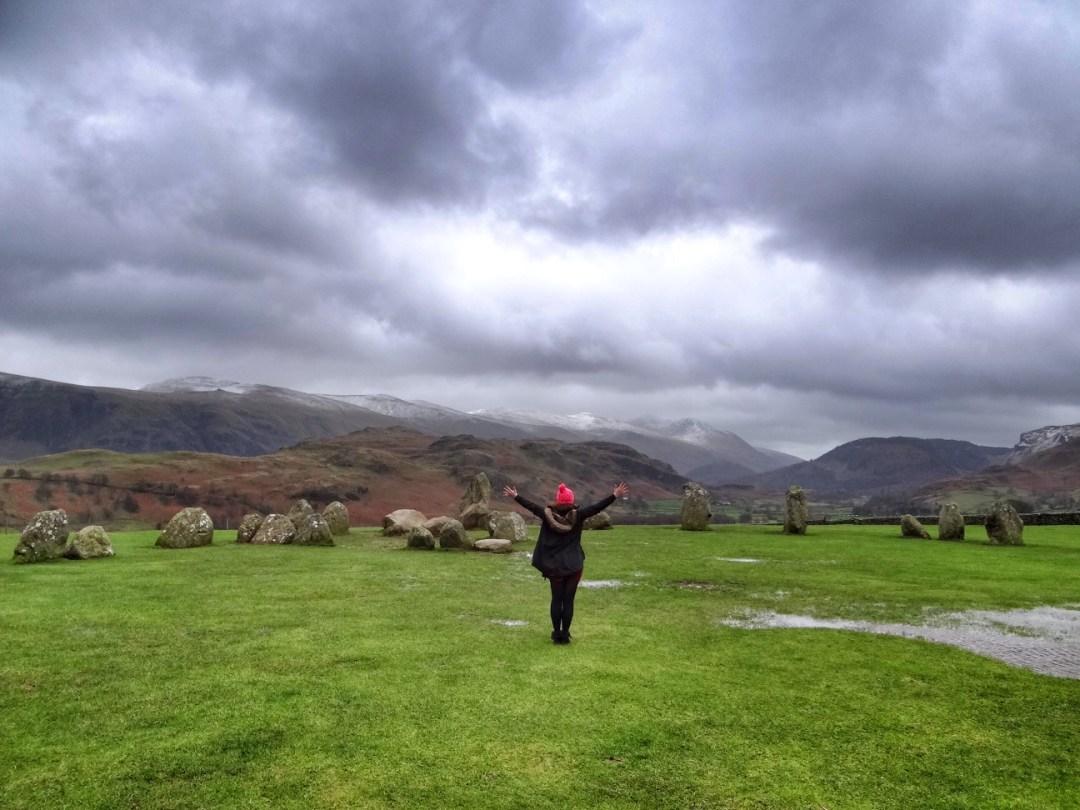 Castlerigg Stone Circle, Keswick - The Lake District