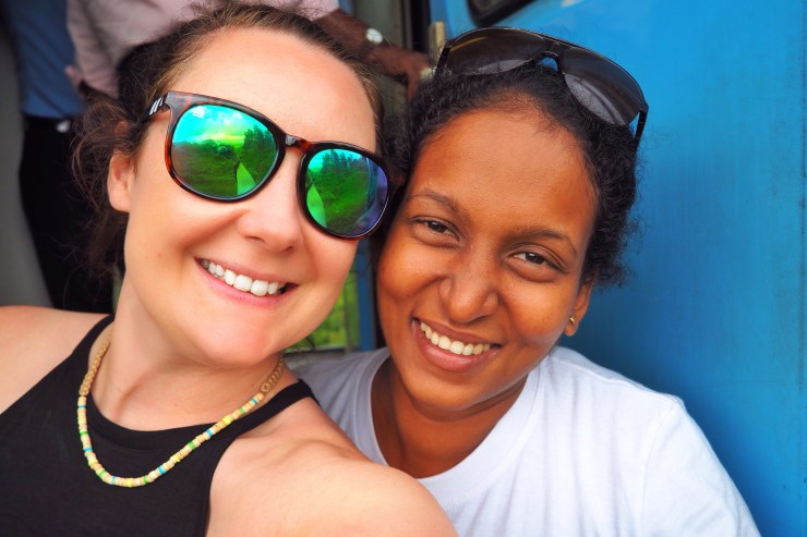 New Friends in Sri Lanka