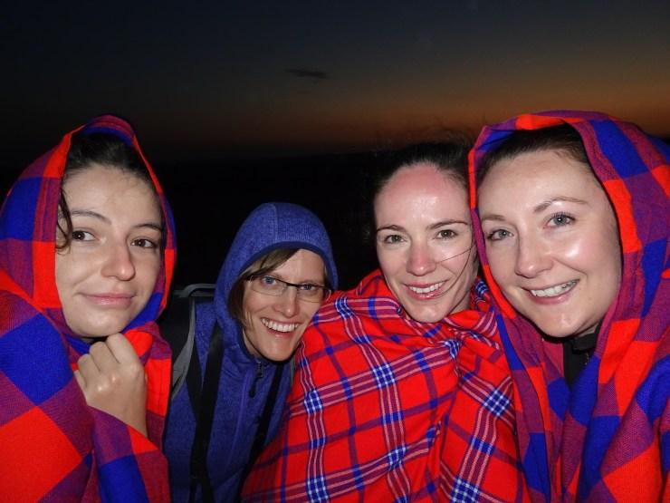 Masai Mara Hot Balloon Safari