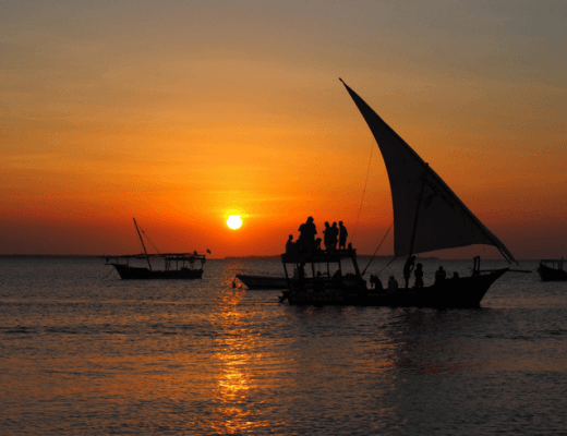 Sunset Dhow Cruise in Zanzibar - 40 Incredible Things To Do in Zanzibar