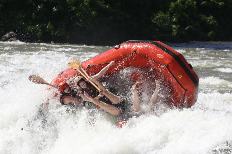 Travel insurance for adventurous and hazardous activities.