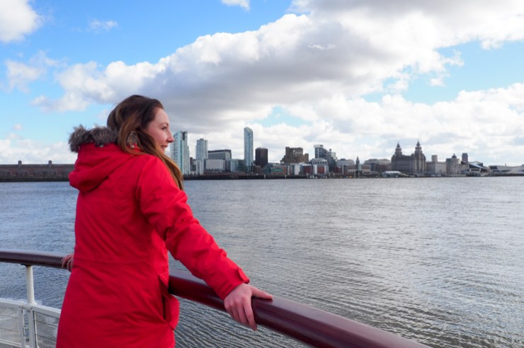 Taking a Ferry 'Cross the Mersey