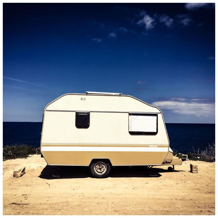 'Caravan, Malta' © Helen Jones-Florio