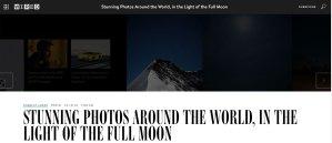 ©OSKAR Landi-WIRED magazine- Full moon images, landscapes