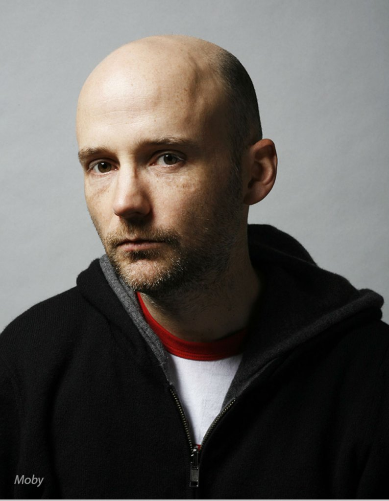 Moby - Portrait of the artist © Oskar Landi