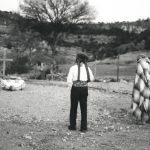 ©Oskar Landi - KWIRA.150 Tarahumara. Black and white - largest indigenous groups in Mexico