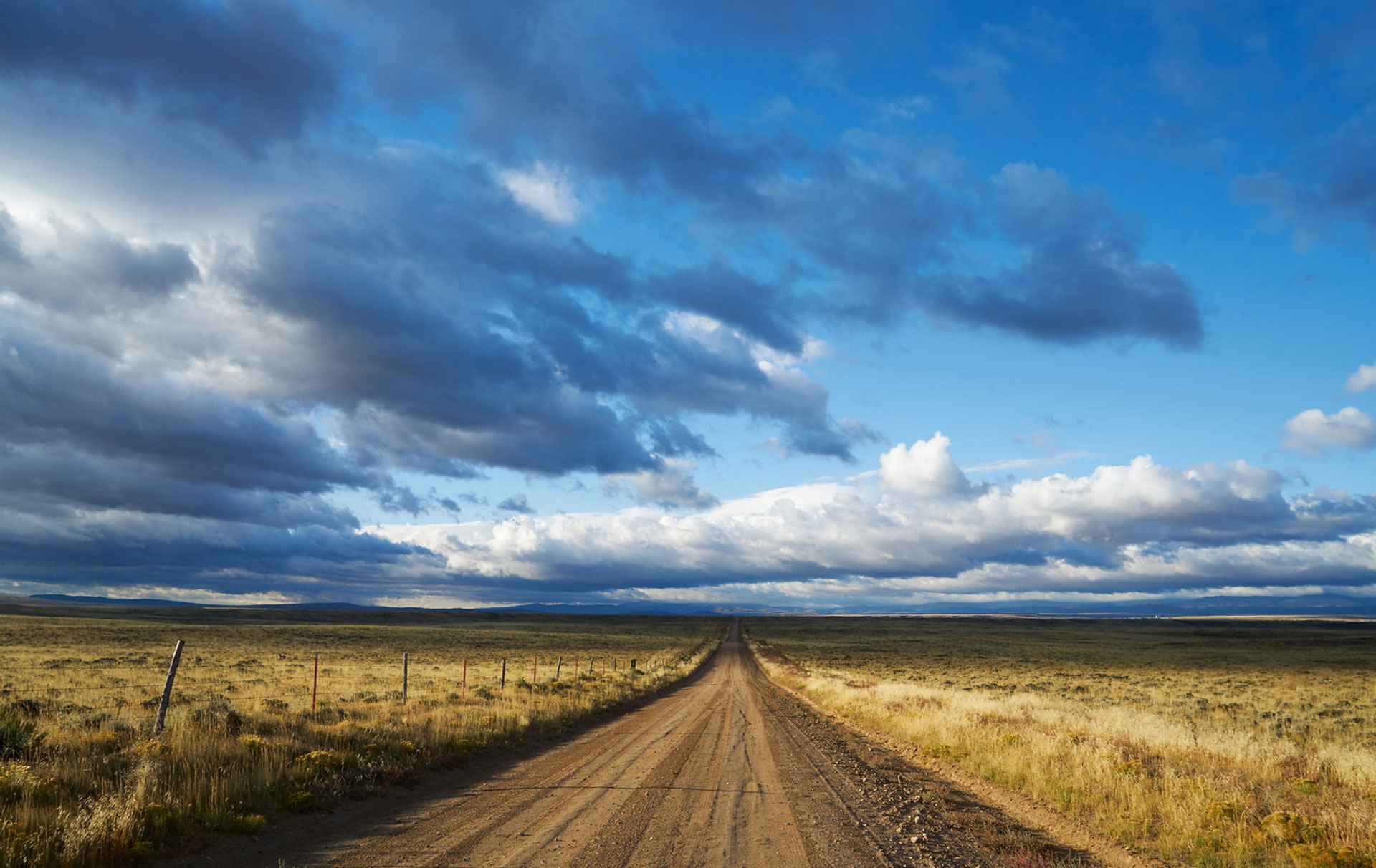 ALL 50 STATES - Outside Saratoga, Wyoming ©Tony Gale Photography