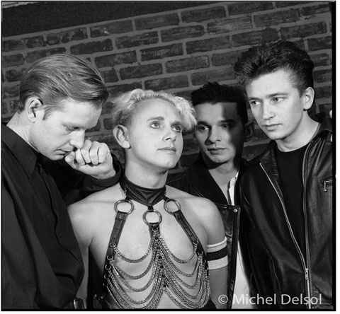 Photographers We Love Michel Delsol - Depeche Mode, Madison Square Garden