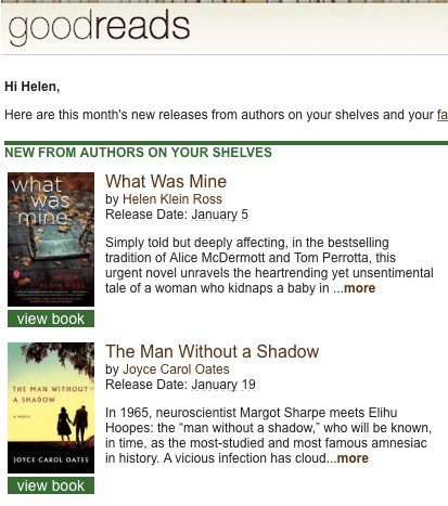 me and JCO on Goodreads