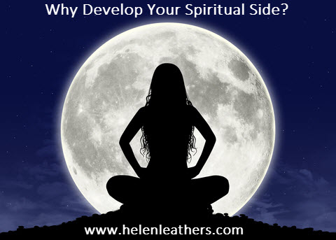 develop your spiritual side