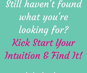 Finding A Lost Object – An Intuitive Action Plan