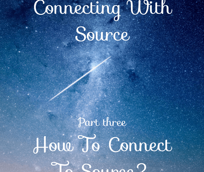 Connection To Source (part 3)