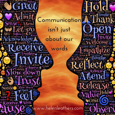 Communication is More Than Just The Words We Use