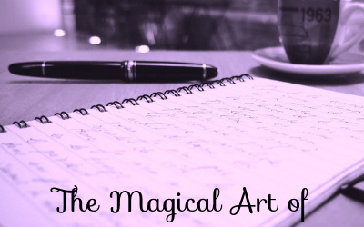 The Magical Art of Writing