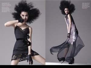 Peter Gray for Elle Magazine - 2013