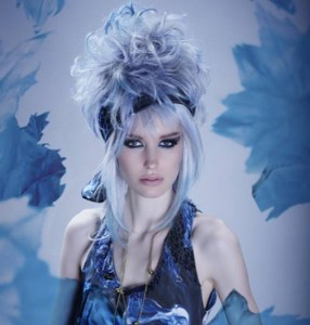 Marvelous Moody Blue Bouffant, Must-See Video – 2015