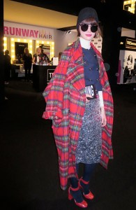 Blog on Fashionistas. Think Fall - 2015