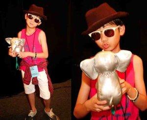 Cool Kid Backstage @ #NYFW Spring - 2016