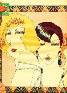 "Art Deco ""Shine-On"" Hair Color - 1974"