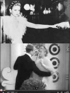 Romantic Dancing Hair Chic to Cheek – 1935/1986