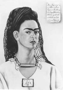 New Album 4 Frida Kahlo Birthday Today – 2016