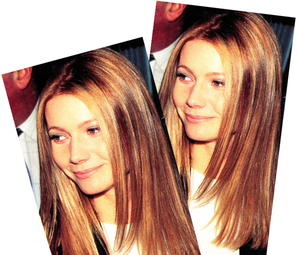 90s The 1st Hair Straighter Than Straight - 1996
