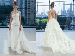 Liberty at NY Bridal Week Show - 2018