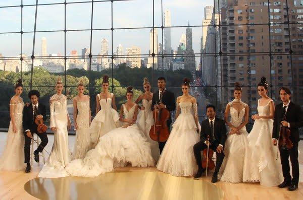 New York City Inspired Bridal Fashions– 2018
