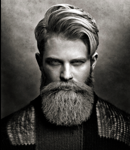 A New Beard & Mustache For NAHA/PBA – 2018