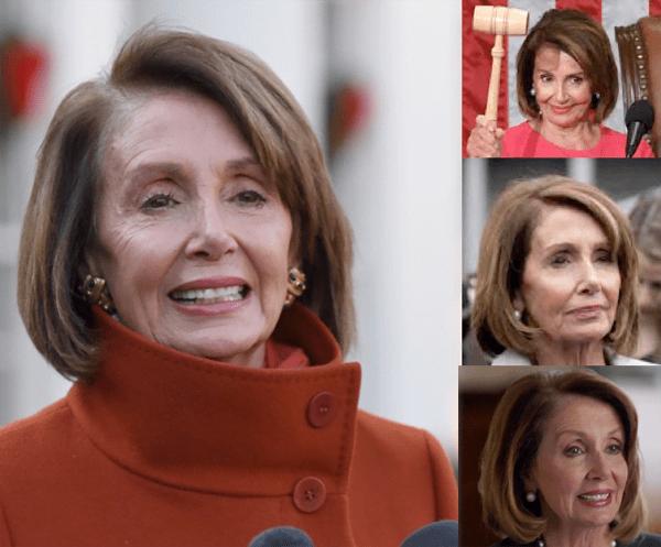 Nancy Pelosi and Her Hair Bob – 2019