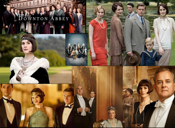 Downton Abbey Movie September - 2019