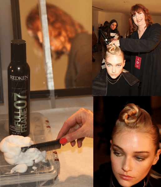 Detra Works With Hair Mousse For Volume – 2019