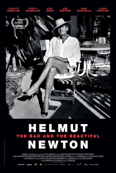"Helmut Newton ""King of Kink"" Doc - 2020"