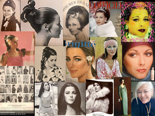 Dorthe Holm Jensen Top Model Hair – 60s