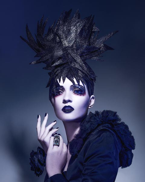 Avant Garde Hair Up To There For NAHA – 2021