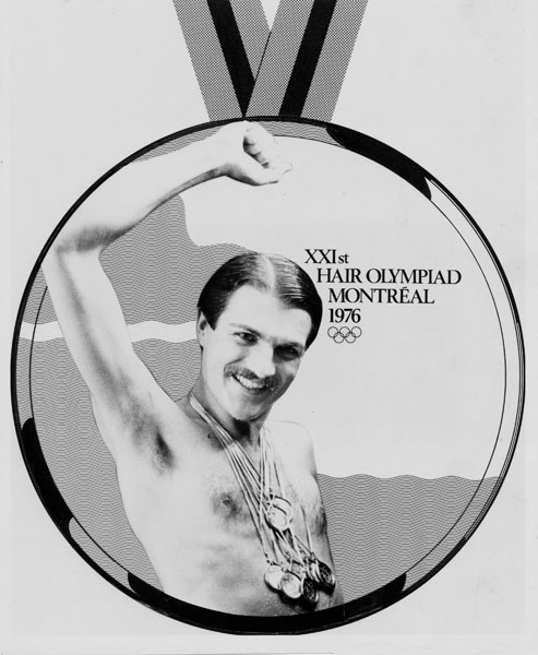 LA COUPE'S HAIR OLYMPIAD, 1976