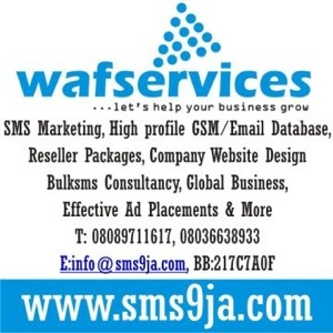 Grow Your Business Cost Effectively, Contact SMS Naija For