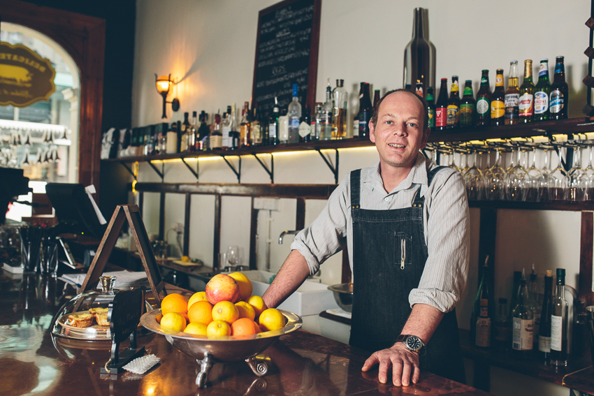 Paul Grey, Delicatessen Bar and Kitchen, Adelaide
