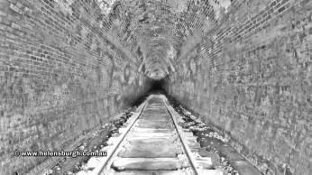 Inside the Metropolitan Tunnel