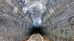 Inside teh Metropolitan Tunnel